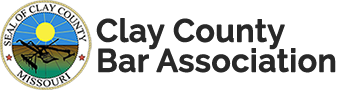 Clay County Bar Association Logo